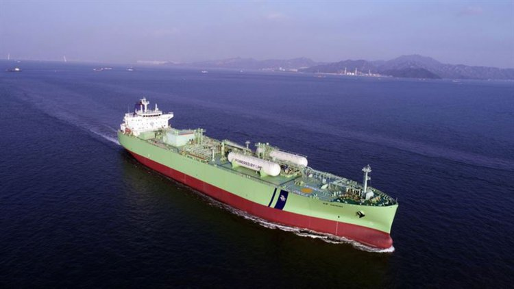 World's first LPG-fuelled VLGC now undergoing sea trials with Wärtsilä fuel system
