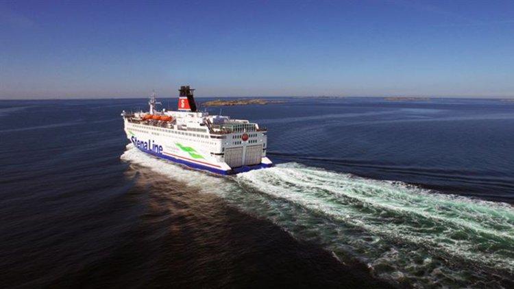 Stena Line keep vital supply lines open between Denmark and Sweden