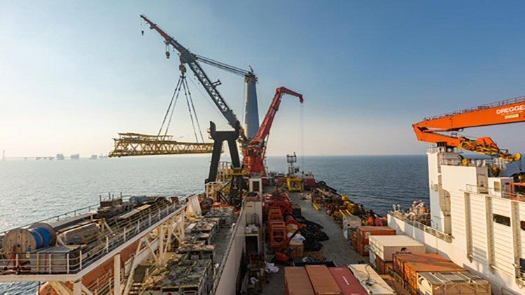 Al-Shaheen Gallaf 1 Project successfully installed by Aegir