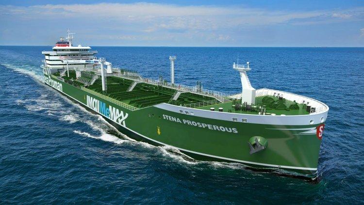 Proman Stena Bulk promotes greener shipping with methanol-ready vessel