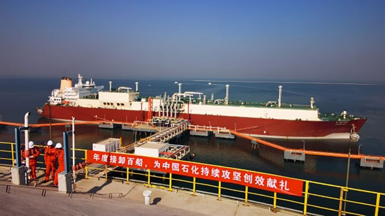 Qatargas delivers first LNG cargo on Q-Max vessel to Tianjin Terminal in China