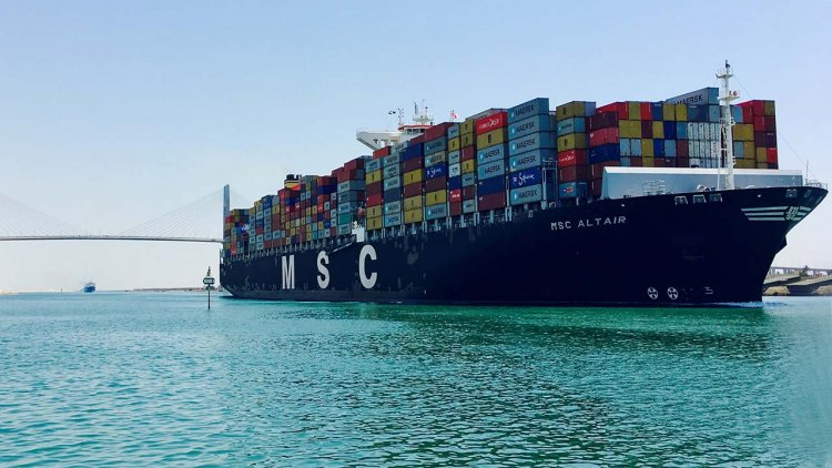 MSC announces its new Sunrise service