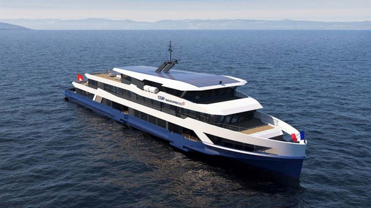 Wärtsilä 14 EU Stage V compliant engines selected for Swiss Inland ferries