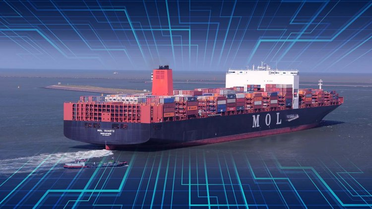 MOL's new app boosts efficiency with real-time processing of ship operational data