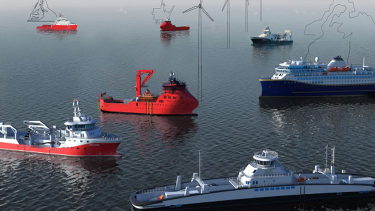 Havyard establishes company for hydrogen power for ships