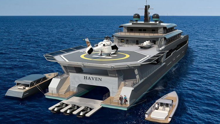 Incat Crowther releases details of next ShadowCAT concept
