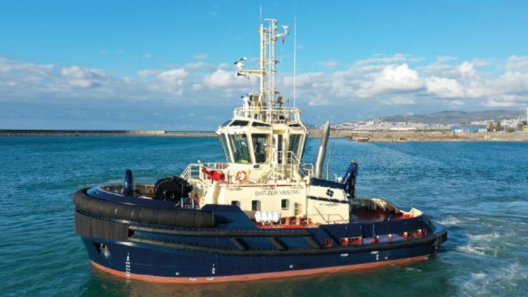 Svitzer takes delivery of new tugboat for its Germany and Scandinavia cluster