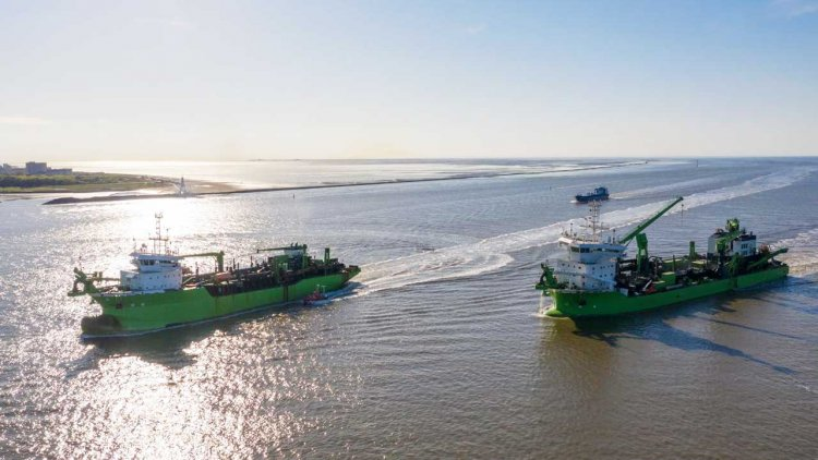 DEME awarded the Abu Qir port project in Egypt