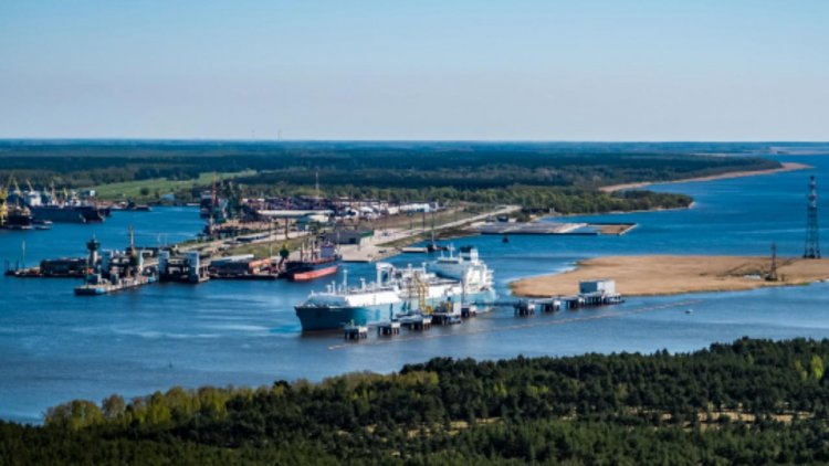 BW Lilac will deliver its first LNG cargo to Klaipėdos LNG terminal
