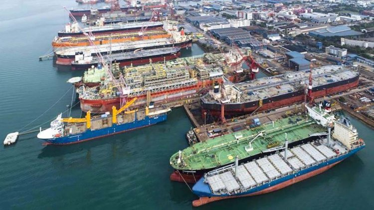 Keppel secures contract worth about S$100 million for FPSO project