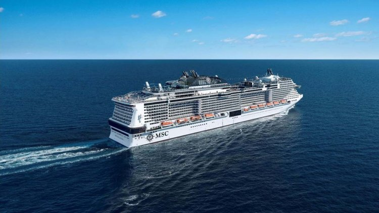 MSC Cruises to temporarily pause cruise operation in the Mediterranean
