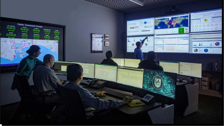 Port of Los Angeles enters agreement with IBM to create Cyber Resilience Center