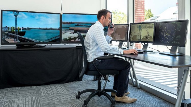 DUKC® integrated into HR Wallingford's Ship Simulation System