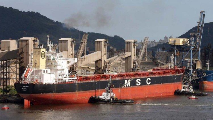 MSC calls for urgent solution for seafarers on chartered bulk carrier ANASTASIA
