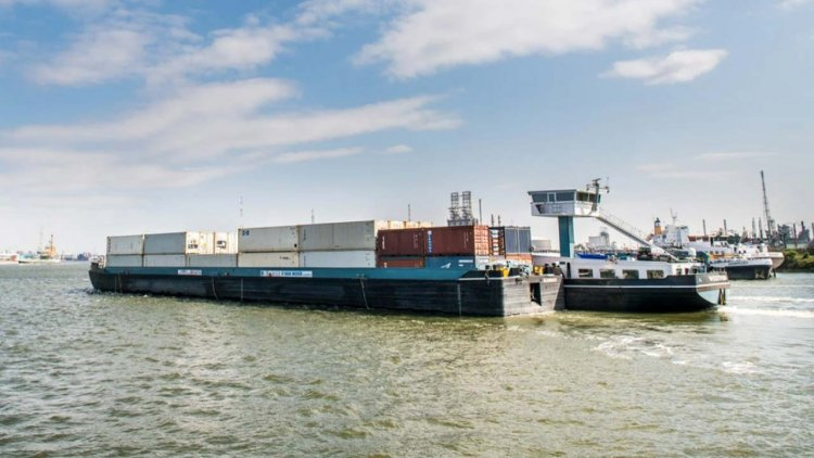UAntwerp and Port of Antwerp testing innovative technology for autonomous shipping