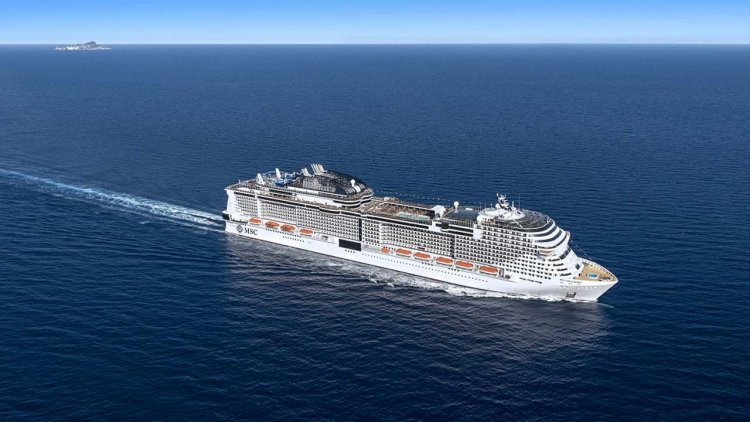 MSC Cruises to resume scheduled sailings in the Mediterranean from 24 January