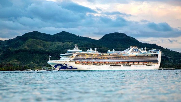 Princess Cruises extends pause of guest cruise vacations through May 14, 2021