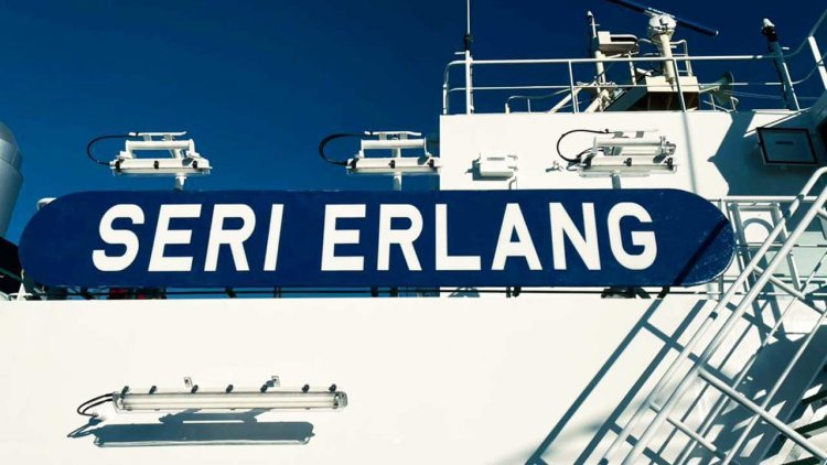 MISC takes delivery of Seri Erlang - its second very large ethane carrier