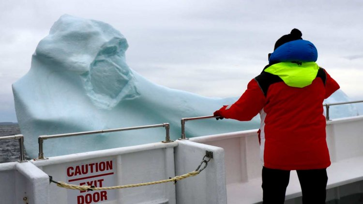 Researchers discover a new tool for reconstructing ancient sea ice to study climate change