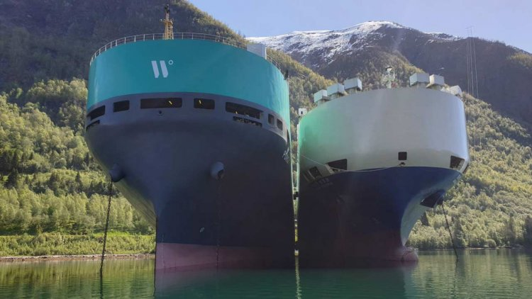 Wallenius Wilhelmsen returns ships from lay-up