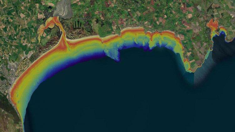 Fugro partners on '4S' global satellite observation seafloor mapping innovation