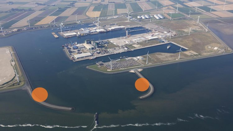 Pondera and Rebel choose for GE wind turbines in Eemshaven