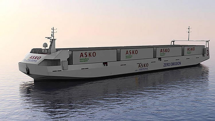 Norway: Two autonomous electric Ro-Ro vessels driven by SCHOTTEL