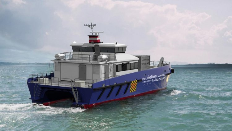 LDA and Tidal Transit in another French offshore wind farm vessel deal