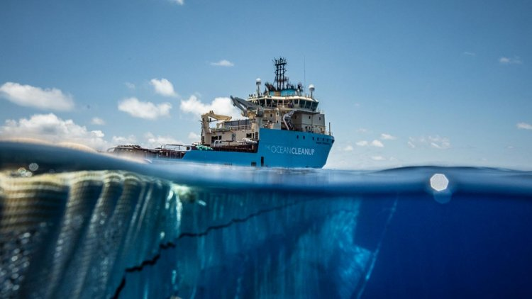 Maersk Supply Service steps up its commitment to clean the ocean of plastic