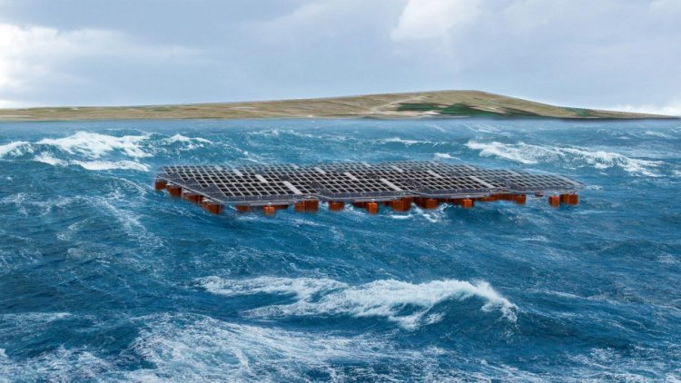 Equinor will test floating solar off Frøya