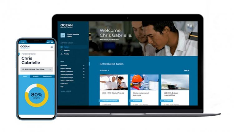 Ocean Technologies Group introduces new maritime learning platform