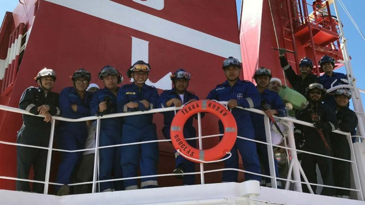 Lauritzen Bulkers signs the Neptune Declaration on Seafarer Wellbeing and Crew Change