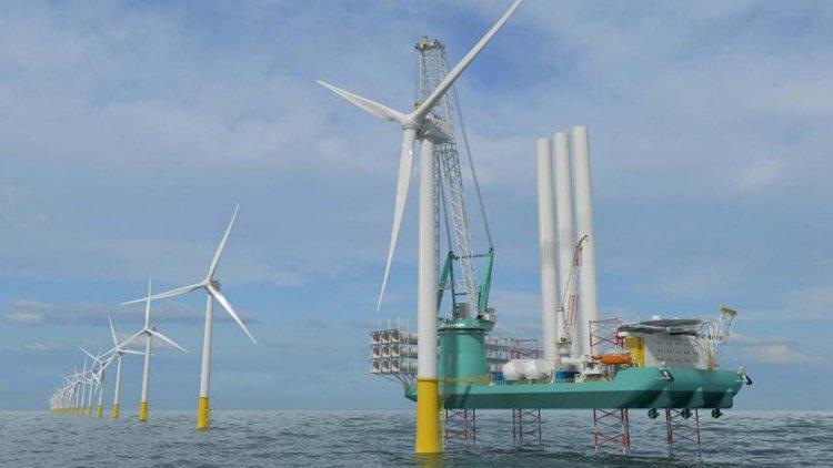 Huisman signs LOI for delivery of 2,600mt Leg Encircling Crane