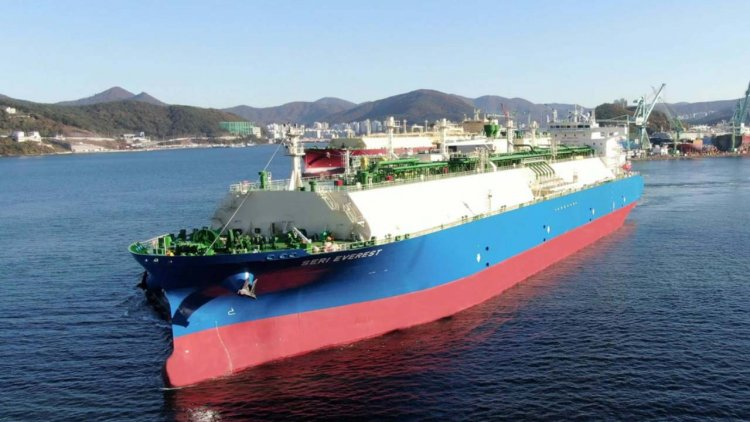 MISC's Seri Everes completes first cargo loading