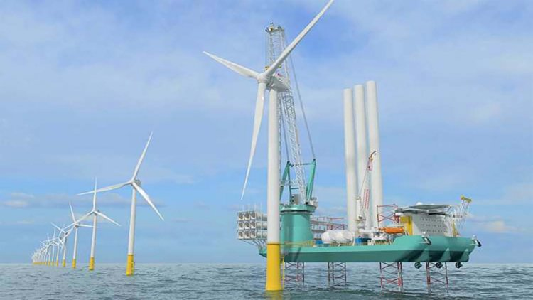 Kongsberg technology will secure green footprint of new next-generation WTIU