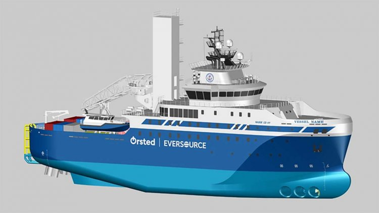 ABS to Class first Jones Act wind farm service operation vessel