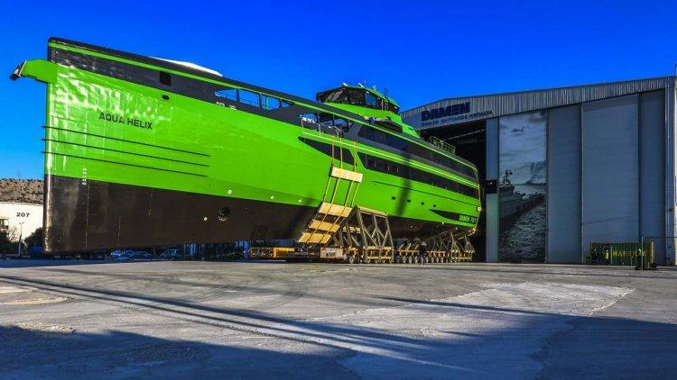 Damen launches revolutionary Fast Crew Supplier