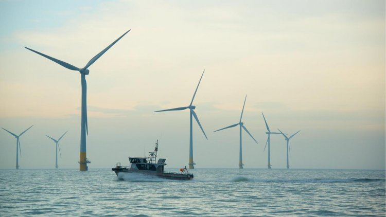 First turbine at Kriegers Flak offshore wind farm in place