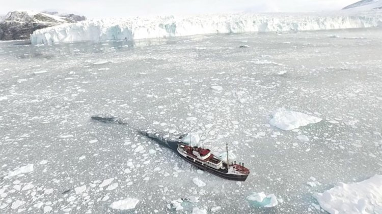 UCI and NASA JPL scientists study impact of warm, salty water beneath glaciers
