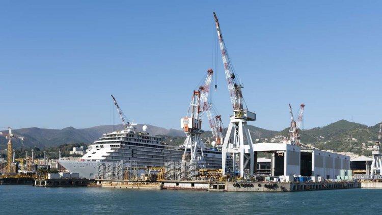 Fincantieri strengthens its Merchant Ships Division