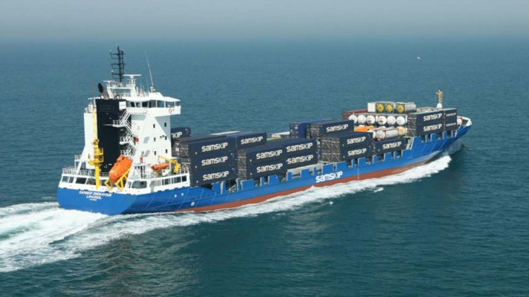 Samskip launches new groupage service between Hull and Rotterdam