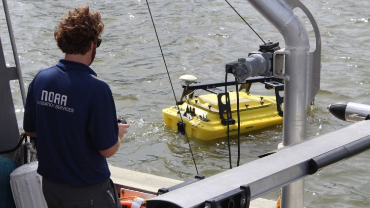 NOAA partners with University of Southern Mississippi on uncrewed systems