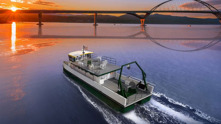 BAE Systems to power UVM's vessel with electric power and propulsion system