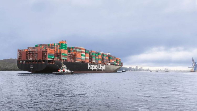Hapag-Lloyd: Green financings concluded for six large container ships on order