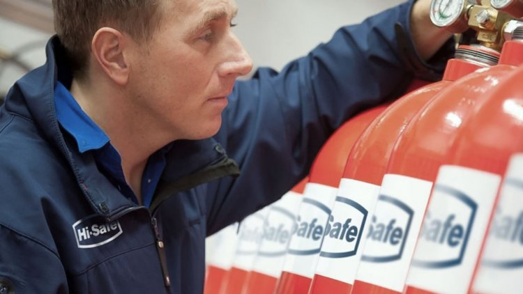 Dutch industry provides the new CSS with optimal fire extinguishing systems