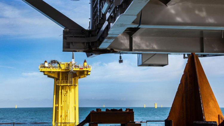 DEME Offshore awarded Transport & Installation contract for Hollandse Kust