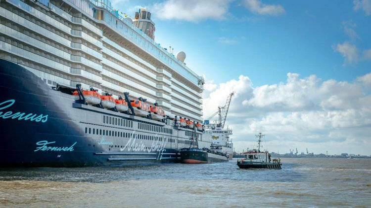 1.27 million euros for development of the cruise terminal in Bremerhaven