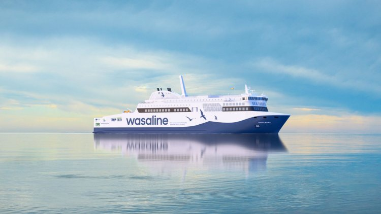 Gasum to supply LNG to Wasaline and to Wärtsilä's new technology hub
