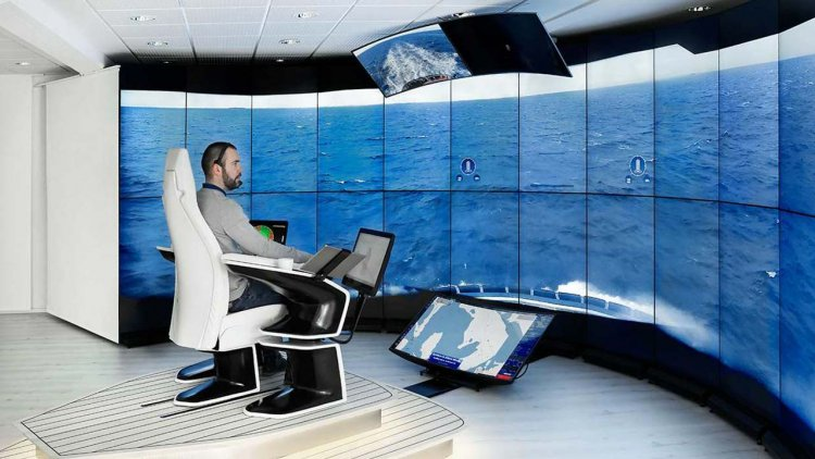 Joint group to develop the world's first commercial tug to be fully remotely controlled