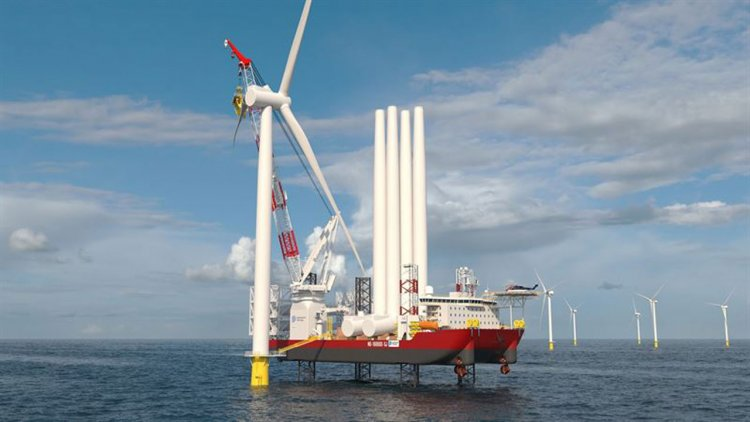 ABS to class first ever Jones Act wind turbine installation vessel